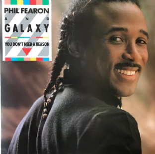 "Phil Fearon & Galaxy ‎- You Don't Need A Reason  (12"") (VG/VG)"